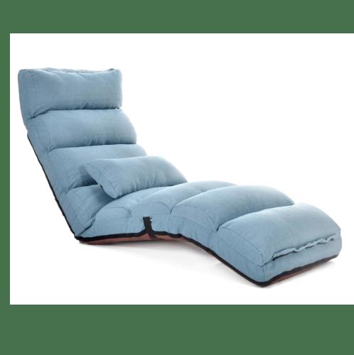 Divano เบาะปรับระดับ ขนาด 57x175x17cm NL-001-BU  สีฟ้า