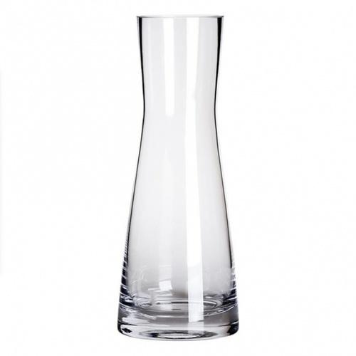 COZY  แจกันแก้ว ขนาด 10x26 ซม. Slender สีใส
