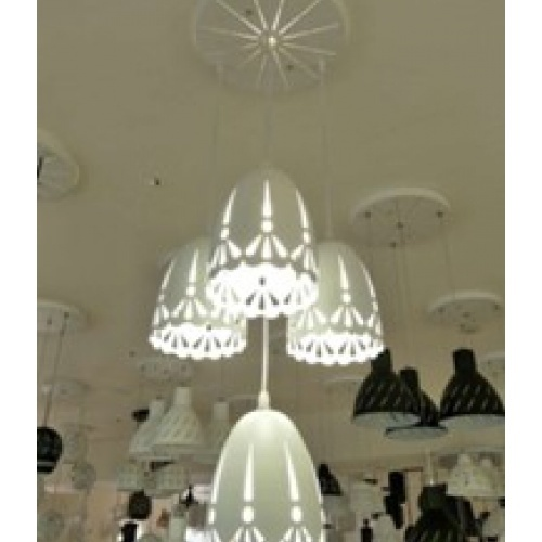 ELON โคมไฟแขวน Classic  58399-4 สีขาว