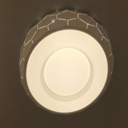 EILON โคมไฟเพดานแอลอีดี  Modern KSX001 สีขาว