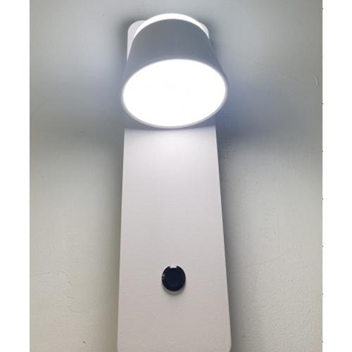 EILON โคมไฟผนัง KSB019 สีขาว