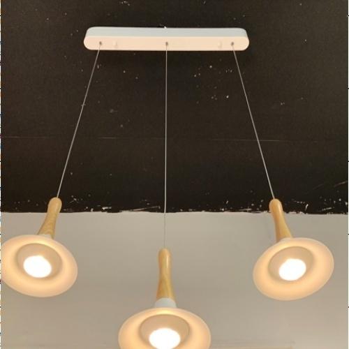 EILON โคมไฟแขวน   KSD023/3 สีขาว