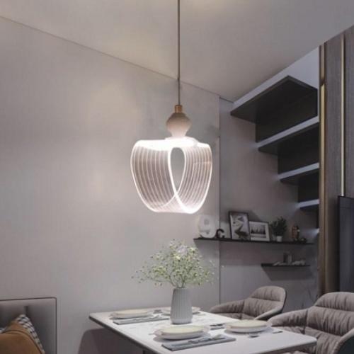 EILON โคมไฟแขวน Y81 สีขาว