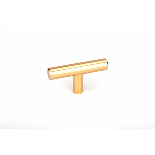 Torsten มือจับเฟอร์นิเจอร์อลูมิเนียมอัลลอยด์ ขนาด 61x12x34 มม.  OKL005-02-GO ทอง