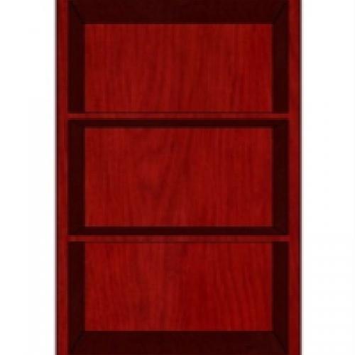 ตู้เข้ามุมสี่เหลี่ยม WC8034-MK สีมะค่า MJ  มะค่า