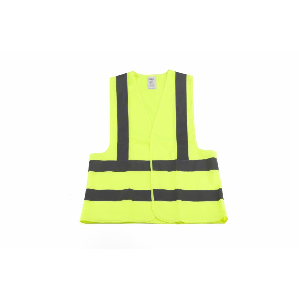 Protx เสื้อจราจรสะท้อนแสง 3แถบ ขนาดL  1ZC-003-L สีเขียว