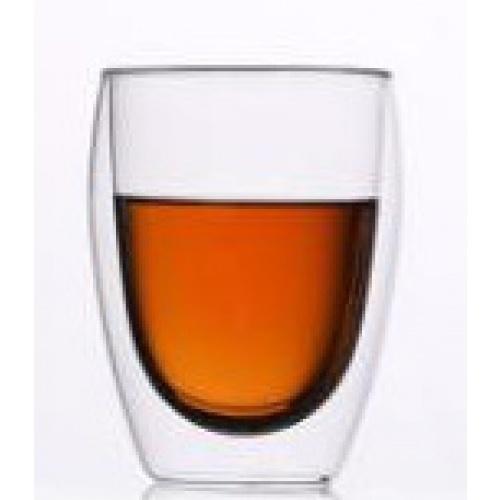 LAMAYON แก้วใสสองชั้น 350ML.  GXY002