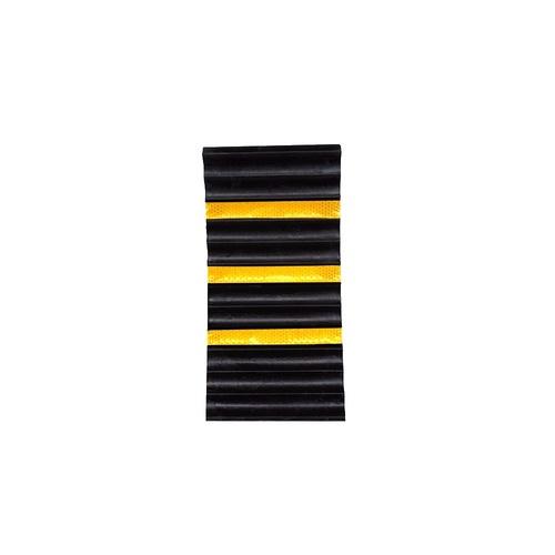 PROTX ยางห้ามล้อแบบสามเหลี่ยม ขนาด 250*150*190mm WC-02 สีดำเหลือง เหลือง-ดำ