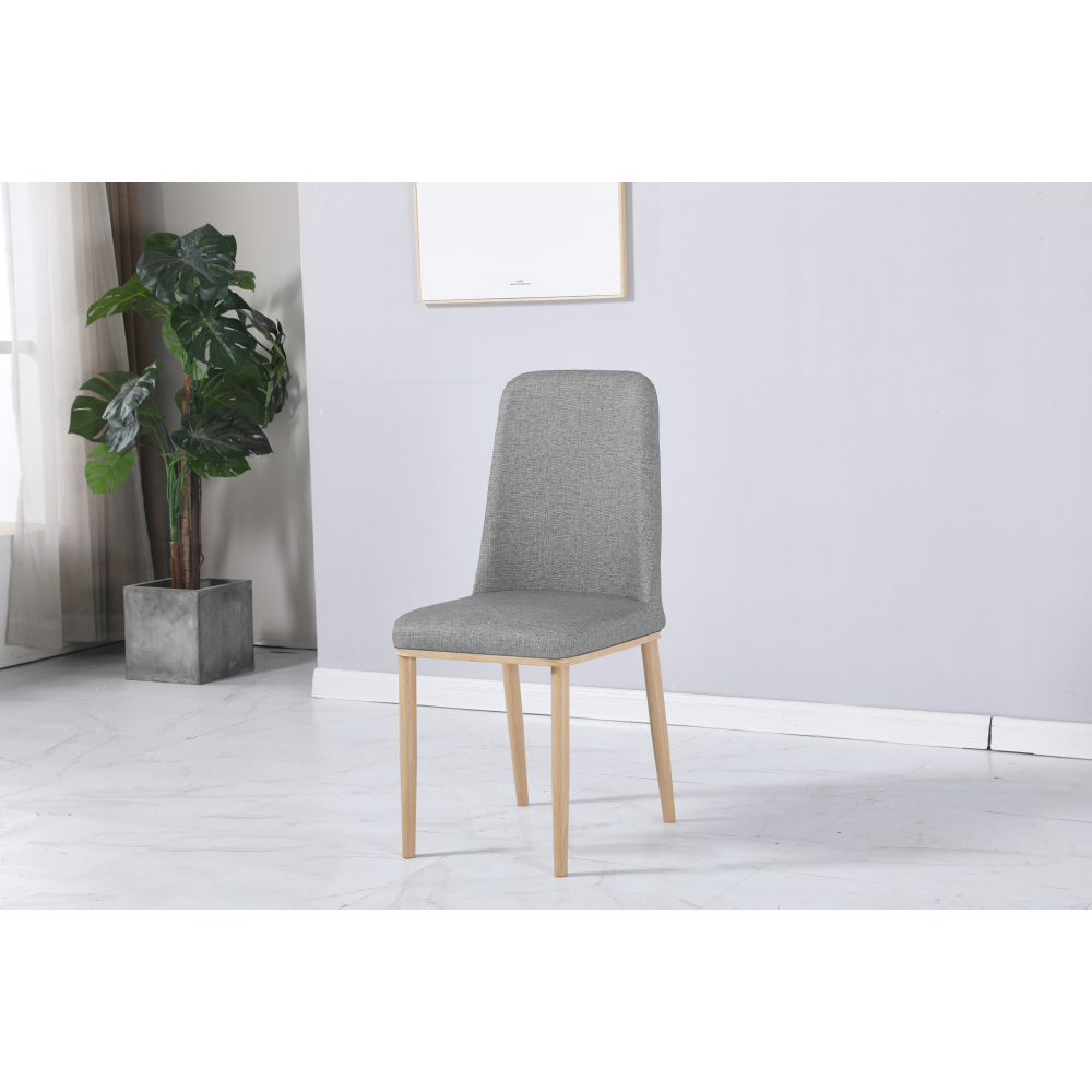 Pulito เก้าอี้ PU ขนาด 48x45x89ซม. KAYO-BK ดำ
