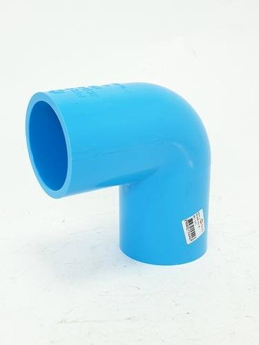 SCG ข้องอ90 หนา  1.1/4(35) สีฟ้า