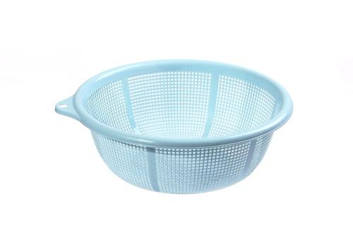 GOME ตระกร้าล้างผัก ขนาด 27.5x25.2x8.2ซม. BOTO03 สีฟ้า