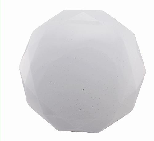 GATA โคมซาลาเปา แอลอีดี  ลายเพชร  24 วัตต์ 3 แสง ขาว