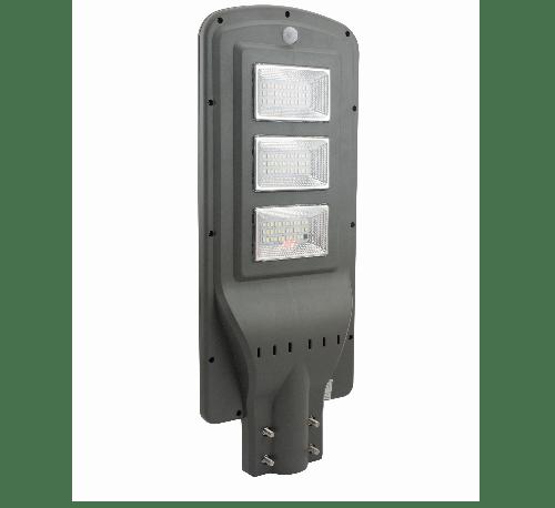 GATA โคมไฟถนนโซล่าเซลล์ แอลอีดี  60 วัตต์ แสงเดย์ไลท์