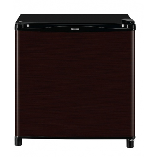 TOSHIBA ตู้เย็น Minibar 1.7 คิว  GR-D706DH สีดำ