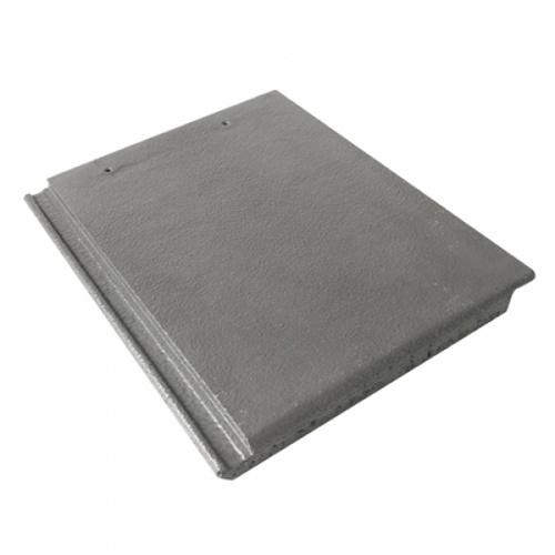 ตราเพชร กระเบื้องอดามัส แบบเรียบ สีเทาสินทรัพย์  Adamas Smooth Tile  Silver Gray สีเทา