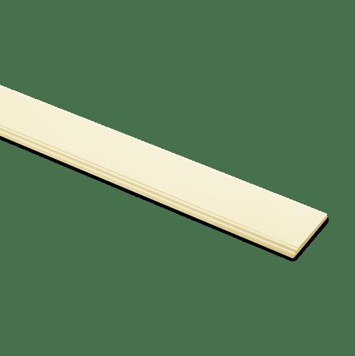 ตราเพชร ไม้บัวเพชร ขนาด  1.0X10X300ซม.เหลืองออร์คิด คลาสสิค
