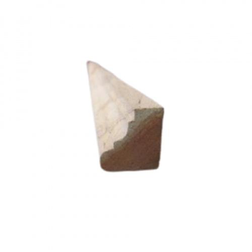SJK คิ้วไม้สัก SJK34 5/8x5/8x6.5ฟุต