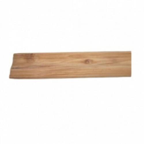 - ไม้บัวล่างไม้สัก(ลายร่อง)  ขนาด 5/8นิ้ว x4นิ้ว x2.50ม. SJK63