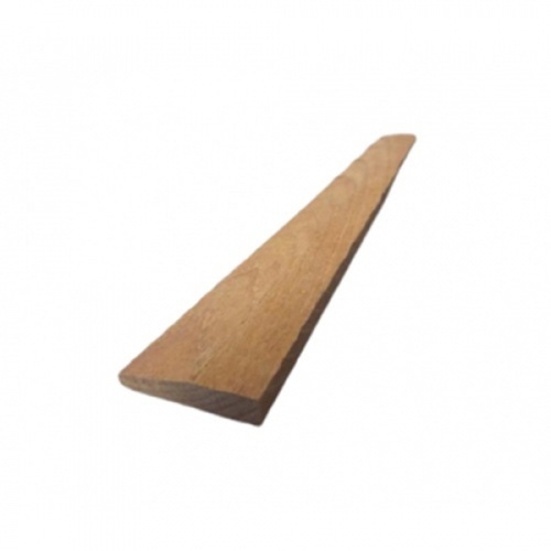 - ไม้คิ้วไม้สัก ขนาด  3/8นิ้ว x1.1/2นิ้ว x10ft SJK27