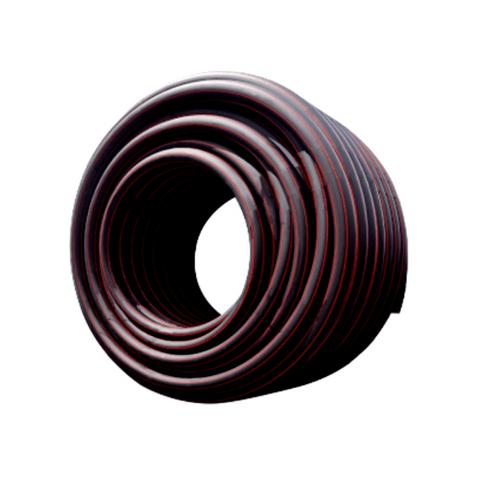 -  ท่อไฟฟ้า HDPE  ชั้น 1(SN16) 110มม. ม้วน 100 ม. สีดำ-ส้ม