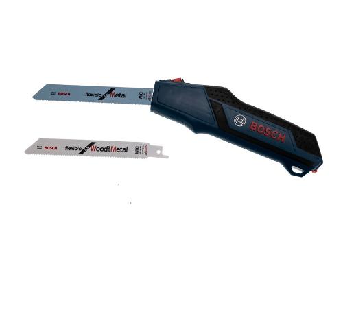 BOSCH ชุดเลื่อยมืออเนกประสงค์พร้อมใบมีด S922EF & S922VF สีน้ำเงิน-ดำ