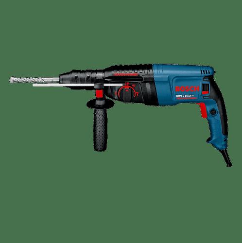 BOSCH สว่านไฟฟ้า 800W. GBH2-26DFR สีน้ำเงิน