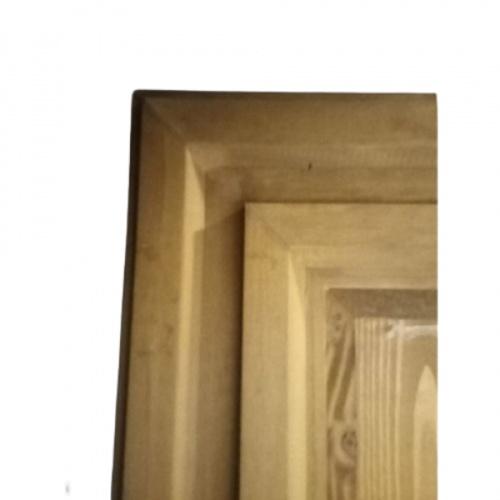 -  ไม้บัวไม้ดักลาสเฟอร์รอบวงกบแบบ A   ขนาด 4นิ้วx1นิ้ว x2 M.