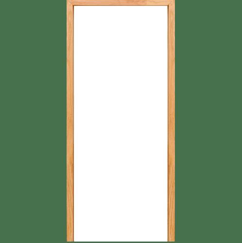 D2D วงกบประตูไม้ดักลาสเฟอร์ ขนาด 100x247 cm.  FJ (COM.1)