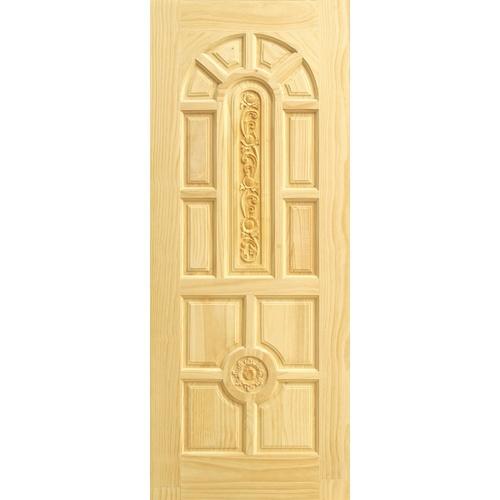 - ประตู ไม้สนนิวซีแลนด์ ขนาด 110x200 cm. Eco Pine-004