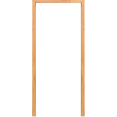 D2D วงกบประตู ไม้ดักลาสเฟอร์ ขนาด 90x210cm. FJ(COM1.)