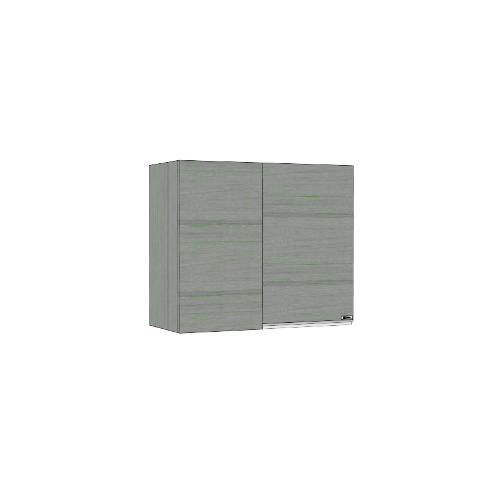 ตู้แขวนเข้ามุม SAV-WC6036R-GW สีเทาลายไม้ MJ  เทา
