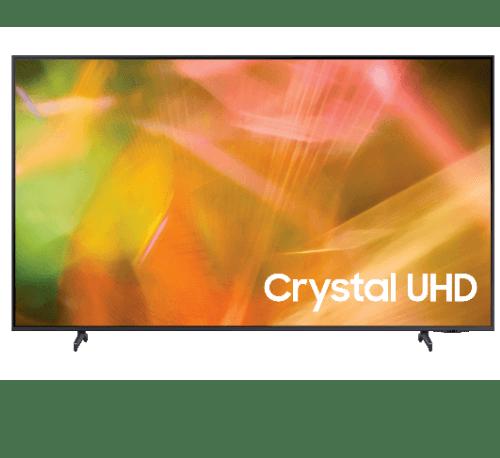 SAMSUNG โทรทัศน์ Crystal UHD TV ขนาด 75 นิ้ว UA75AU8100KXXT สีดำ