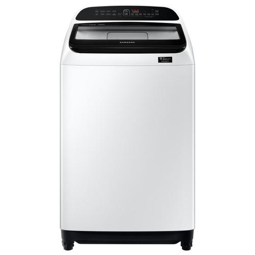SAMSUNG เครื่องซักผ้าฝาบน ขนาด  9 กก   WA90T5160BW/ST