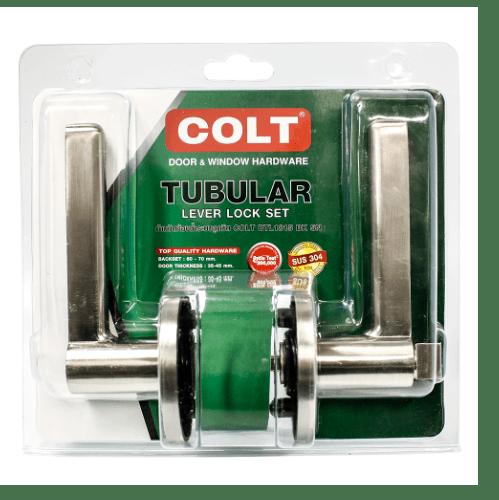 COLT มือจับก้านโยกห้องน้ำ BTL1815BK-SN