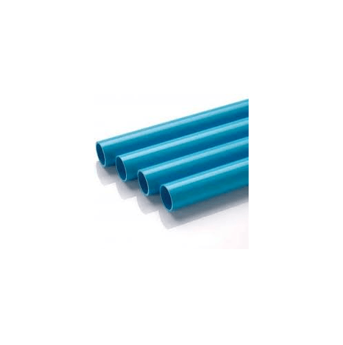 Power Plus  ท่อพีวีซี 2 นิ้ว ชั้น 5 ปลายเรียบ สีฟ้า