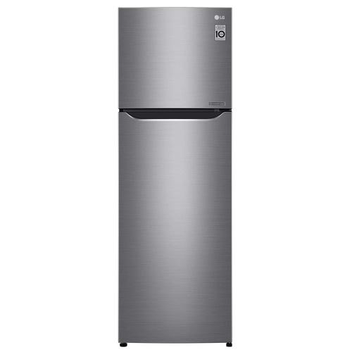 LG ตู้เย็น 2 ประตู LG Inverter ขนาด 9.2 คิว GN-B272SQCB.ADSPLMT สีเทา