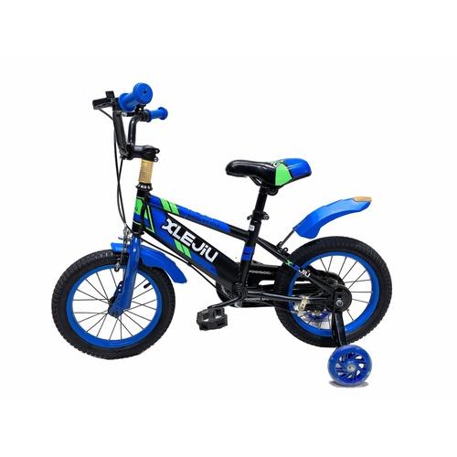NINO WORLD จักรยานเด็ก 12 นิ้ว เหมาะกับเด็ก 2-4 ขวบ  15823-M16 สีฟ้า