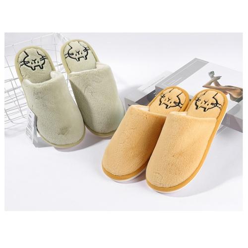 USUPSO รองเท้าในบ้าน  ลายลูกแมวไซส์ 37-38