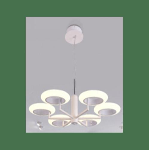V.E.G โคมไฟห้อย LED 42W คูลไวท์ ซิลล่า DXD012-6M
