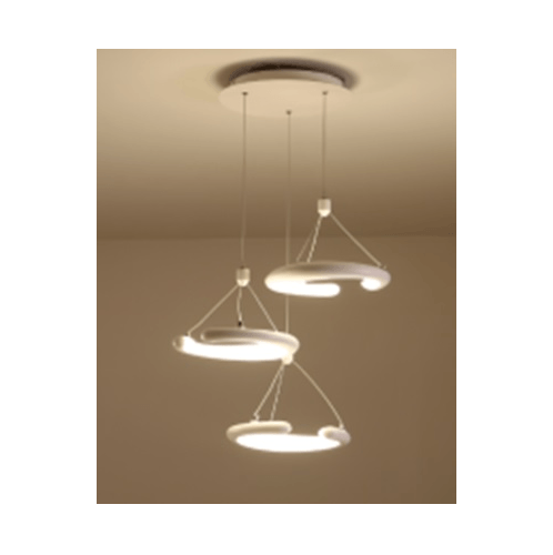 SYIIA โคมไฟห้อย LED 36W คูลไวท์ DXD019-31 สีขาว