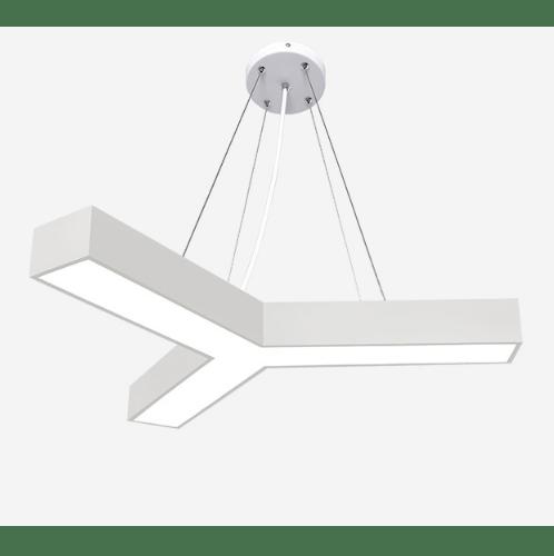 SYLLA โคมไฟแขวนเพดาน LED Y-bar  48W RP083W-DL  สีขาว