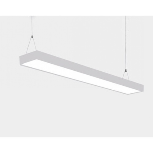 SYLLA โคมไฟแขวนเพดาน LED 48W   I-Bar 48W RP883B-DL  สีขาว