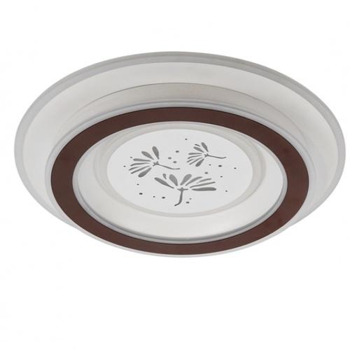 EILON โคมไฟเพดานตกแต่งบ้าน 96W ปรับได้ 2 แสง  KDX2059/500