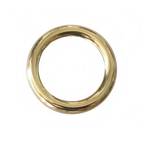 Dr.Fixit ลายประกอบเหล็กดัด  โดนัท ขนาด 1/2 นิ้ว x10cm.  C-087  สีทอง