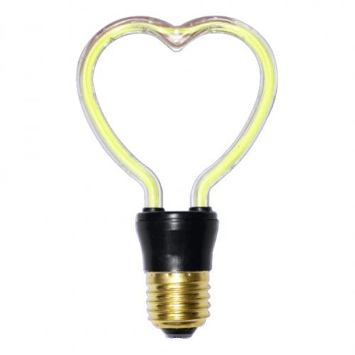 ELON หลอดไฟแอลอีดี ทรงหัวใจ ขนาด 7.5x3.4x15.5cm GY-6