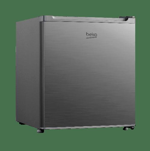 BEKO ตู้เย็นมินิบาร์ 1.4 คิว RS4020P  สี Titanium Inox