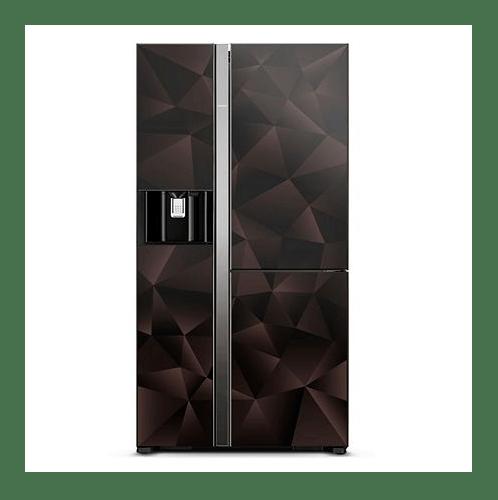 HITACHI ตู้เย็น Side -By-Side ขนาด 20.1 คิว R-M600VAG9THX