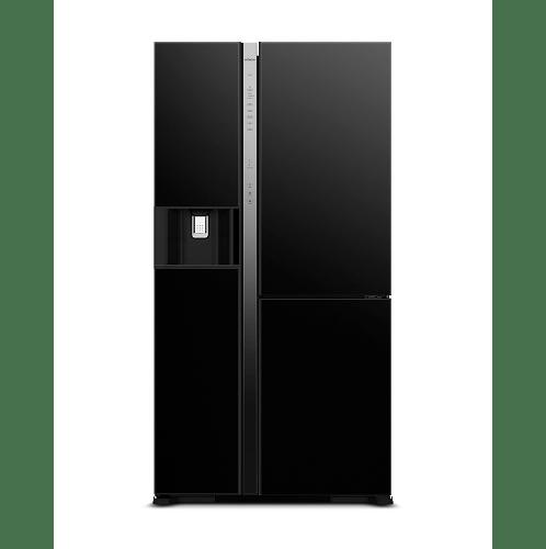 HITACHI  ตู้เย็น Side by side ขนาด  22.4 คิว  RMX600GVTH0 GBK