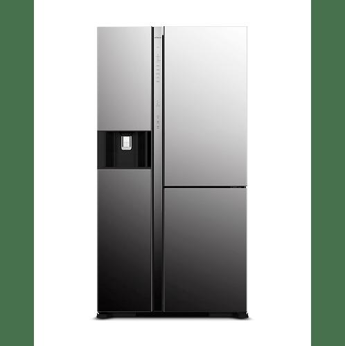 HITACHI ตู้เย็น Side by side ขนาด  22.4 คิว RMX600GVTH0 MIR