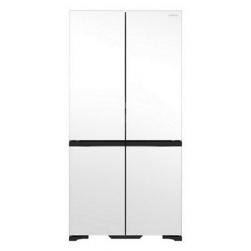 HITACHI  ตู้เย็นขนาด 19.8 คิว R-WB640VFX MGW สีขาว